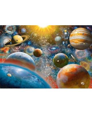 Puzzle Ravensburger - Planete, 1.000 piese (19858)