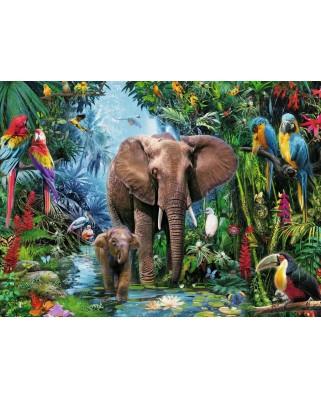 Puzzle Ravensburger - Animale Din Safari, 150 piese (12901)