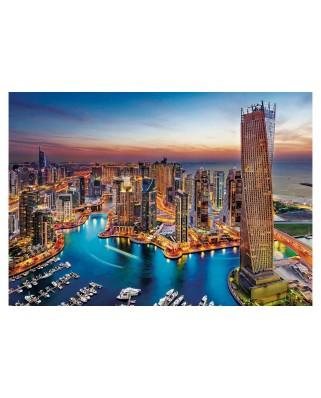 Puzzle Clementoni - Dubai Marina, 1500 piese (31814)