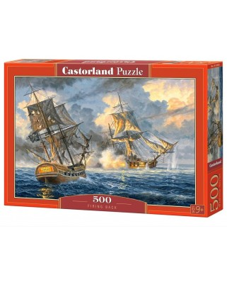 Puzzle Castorland - Firing Back, 500 piese (53483)