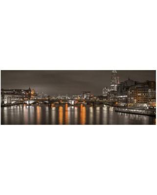 Puzzle panoramic Dino - London at Night, 6000 piese (56510)