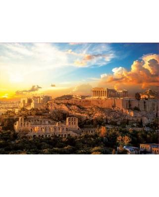 Puzzle Educa - Acropolis Atena, 1.000 piese (18489)