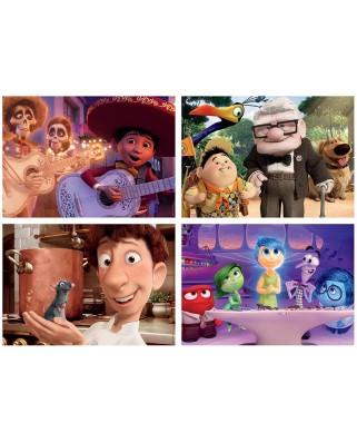 Puzzle Educa - Pixar, 20/40/60/80 piese (18625)