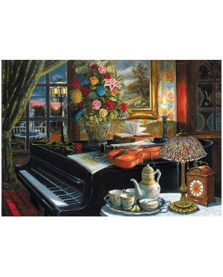 Puzzle Trefl - Sounds of Music, 2000 piese (27112)