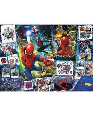 Puzzle Trefl - Spider-Man, 500 piese (37391)