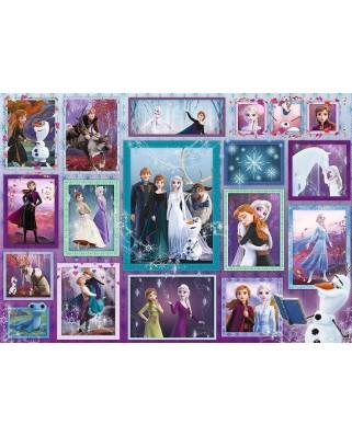 Puzzle Trefl - Frozen II, 500 piese (37392)