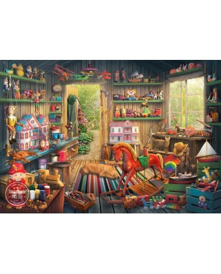 Puzzle Anatolian - Toy Makers Shed, 260 piese (3325)