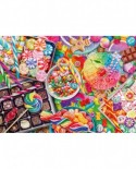 Puzzle Schmidt - Candylicious, 1.000 piese (58961)