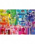 Puzzle Schmidt - Colors Of The Rainbow, 1.000 piese (58958)