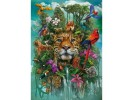 Puzzle Schmidt - King Of The Jungle, 1.000 piese (58960)