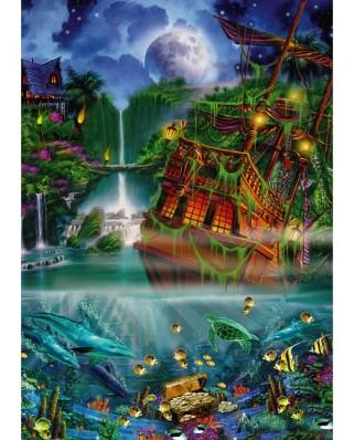 Puzzle Schmidt - Sunken Treasure, 1000 piese (59685)