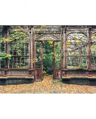 Puzzle Schmidt - Vegetal Arch, 1.000 piese (59683)
