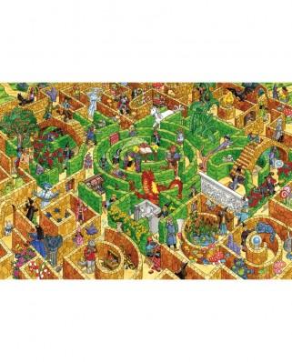Puzzle Schmidt - Labyrinth, 150 piese (56367)