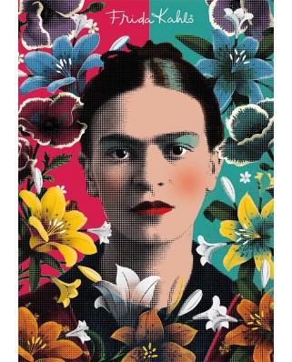 Puzzle Educa - Frida Kahlo, 1000 piese (18493)