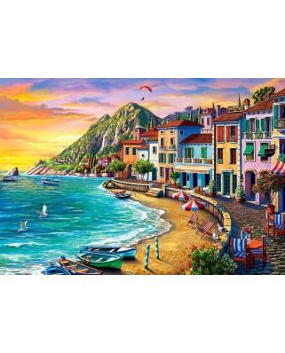 Puzzle Anatolian - Marthy H. Segelbaum: Wonderful Beach, 2.000 piese (3948)