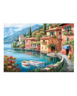 Puzzle Anatolian - Villagio Dal Lago, 2.000 piese (3950)