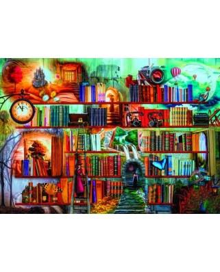 Puzzle Anatolian - Mystery Writers, 3000 piese (4918)