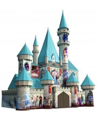 Puzzle 3D Ravensburger - 3D Castel Frozen II, 216 piese (11156)