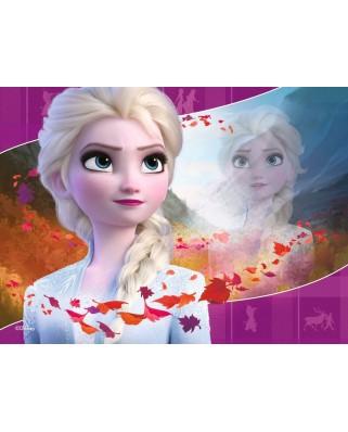 Puzzle Ravensburger - Frozen II, 12/16/20/24 piese (03019)