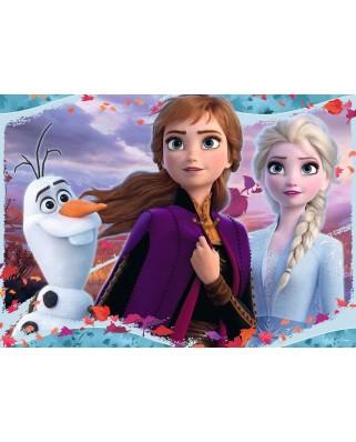 Puzzle Ravensburger - Frozen II, 24 piese (03036)