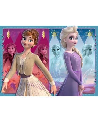 Puzzle Ravensburger - Frozen II, 60 piese (03037)