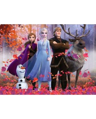 Puzzle Ravensburger - Frozen II, 100 piese (12867)