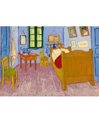 Puzzle Bluebird - Vincent Van Gogh: Bedroom in Arles, 1888, 1000 piese (60004)