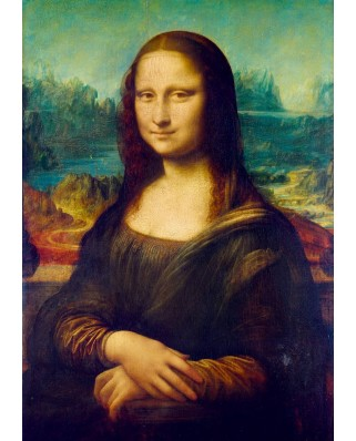 Puzzle Bluebird - Leonardo Da Vinci: Mona Lisa, 1503, 1.000 piese (60008)