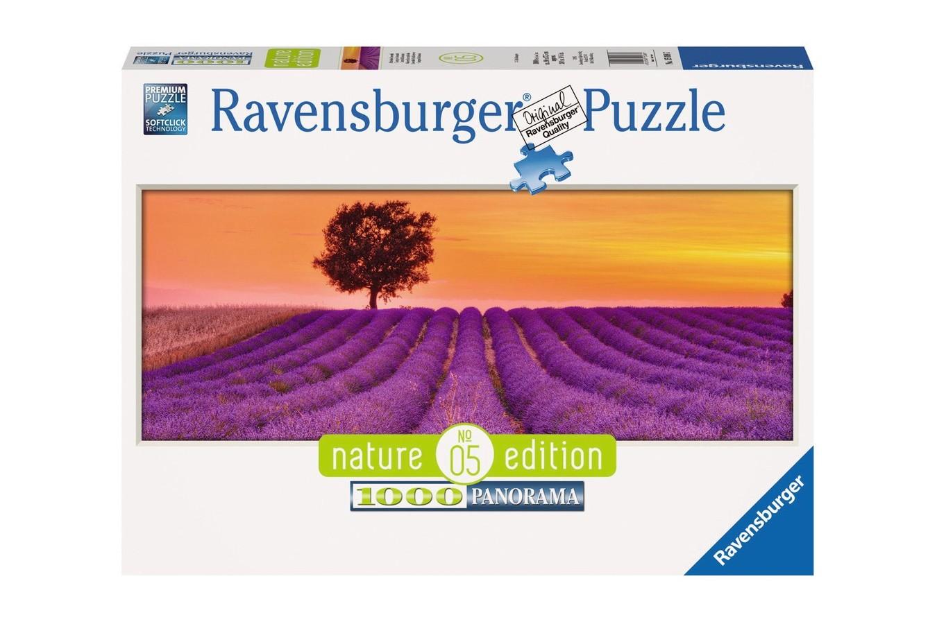 Puzzle panoramic Ravensburger - Camp De Levantica, 1000 piese (15068)
