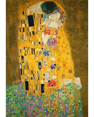 Puzzle Bluebird - Gustav Klimt: The Kiss, 1908, 1.000 piese (60015)