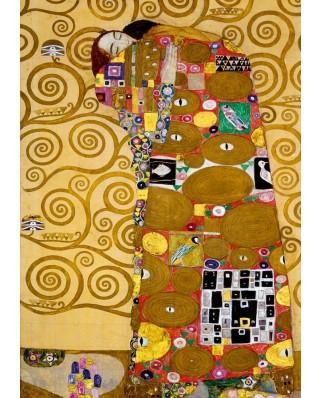 Puzzle Bluebird - Gustav Klimt: Fulfilment, 1905, 1.000 piese (60016)