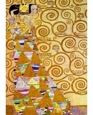 Puzzle Bluebird - Gustav Klimt: The Waiting, 1905, 1.000 piese (60017)