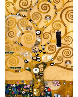 Puzzle Bluebird - Gustav Klimt: The Tree of Life, 1909, 1.000 piese (60018)