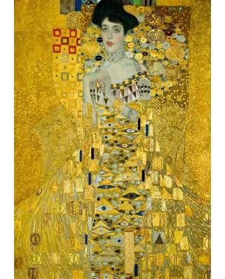 Puzzle Bluebird - Gustav Klimt: Adele Bloch-Bauer I, 1907, 1.000 piese (60019)