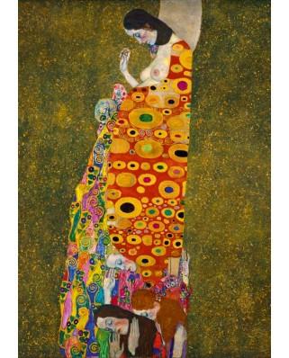 Puzzle Bluebird - Gustav Klimt: Hope II, 1908, 1.000 piese (60022)