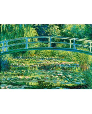 Puzzle Bluebird - Claude Monet: The Water-Lily Pond, 1899, 1.000 piese (60043)