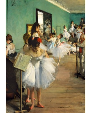 Puzzle Bluebird - Edgar Degas: The Dance Class, 1874, 1000 piese (60046)