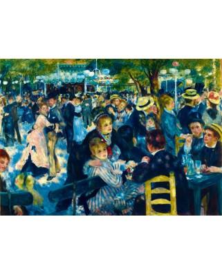 Puzzle Bluebird - Auguste Renoir: Dance at Le Moulin de la Galette, 1876, 1000 piese (60049)