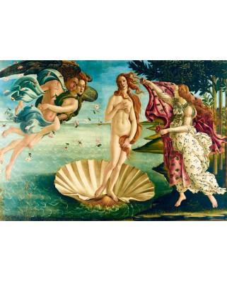 Puzzle Bluebird - Sandro Botticelli: The birth of Venus, 1485, 1.000 piese (60055)