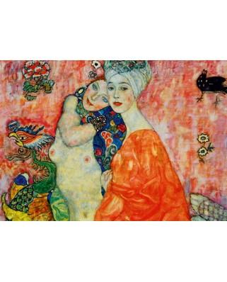 Puzzle Bluebird - Gustav Klimt: The Women Friends, 1917, 1.000 piese (60061)