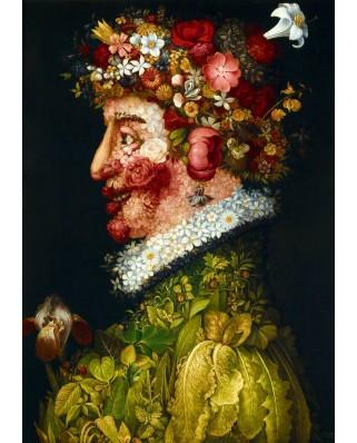 Puzzle Bluebird - Giuseppe Arcimboldo: La Primavera, 1563, 1.000 piese (60073)