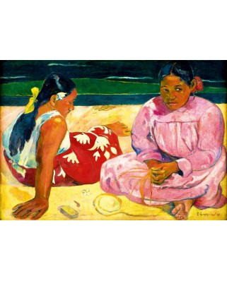 Puzzle Bluebird - Paul Gauguin: Tahitian Women on the Beach, 1891, 1000 piese (60076)