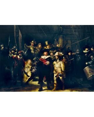 Puzzle Bluebird - Rembradt Van Rijn: The Night Watch, 1642, 1.000 piese (60078)