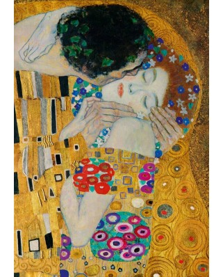 Puzzle Bluebird - Gustav Klimt: The Kiss (detail), 1908, 1000 piese (60079)