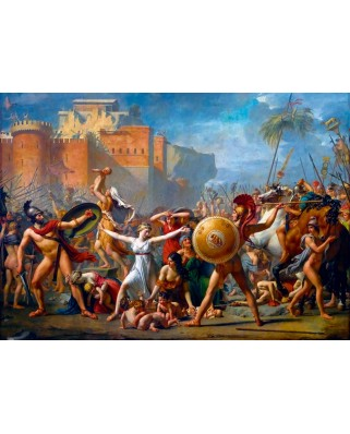 Puzzle Bluebird - Jacques-Louis David: The Intervention of the Sabine Women, 1799, 1.000 piese (60084)