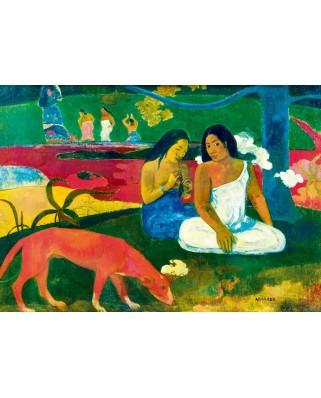 Puzzle Bluebird - Paul Gauguin: Arearea, 1892, 1.000 piese (60090)