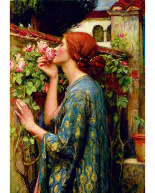 Puzzle Bluebird - John William Waterhouse: The Soul of the Rose, 1903, 1000 piese (60096)