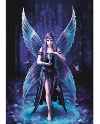 Puzzle Bluebird - Anne Stokes: Enchantment, 1.000 piese (70438)