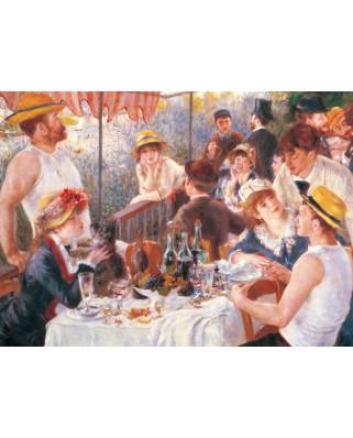 Puzzle Eurographics - Auguste Renoir: Fruhstuck der Ruderer, 1.000 piese (6000-2031)