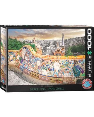 Puzzle Eurographics - Barcelona, 1000 piese (6000-0768)